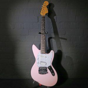 Fender Jag Stang 2002 Shell Pink Guitarsmith Custom Kurt Cobain Nirvana Guitar